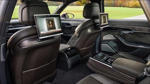 奥迪又一款巨无霸上路,新款SUV内饰比宝马大气,路虎坐不住了