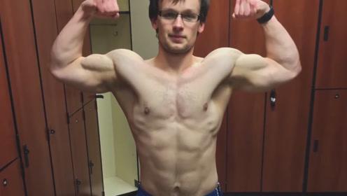 减肥50斤要多久?男子用事实告诉你只需2年,减肥界的急先锋