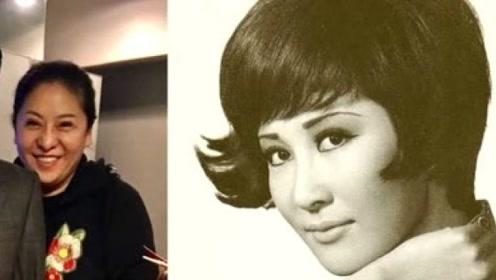 李小龙在她家中去世,和向华强离婚后养她40年,如今皈依佛门