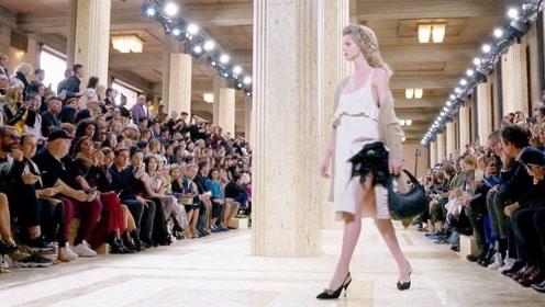 2020春夏巴黎时装周 Miu Miu秀场