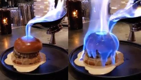 【每日药闻】汉堡上浇火焰酱汁,你要来一份吗?