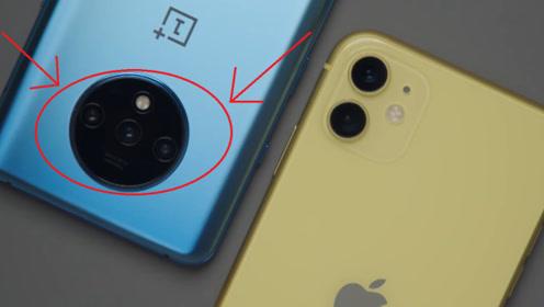 iPhone11和一加7T该如何选择?1000多的差价值吗?