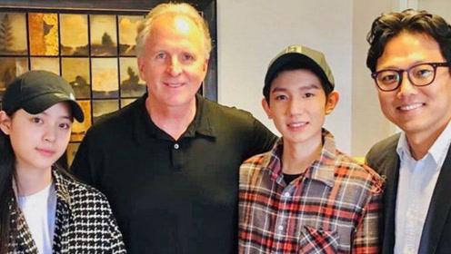 王源欧阳娜娜音乐学院同框照曝光,两人戴棒球帽宛如邻家姐弟
