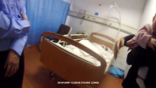 无证驾驶致正喂奶妻子重伤 女警把乳汁喂给幸存婴儿饿着自家孩