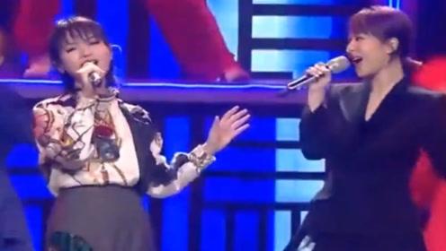 杨紫 周笔畅同台献唱,这首歌太有力量了,好听至极!