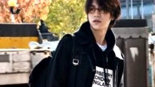 43岁陈坤被称有少年感 这三大特点缺一不可