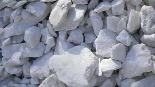 石头还能吃?地球上最软的石头,能吃能治病,中国就有2.5亿吨