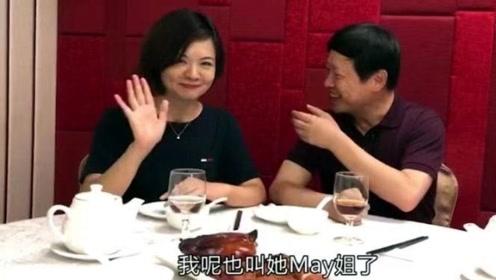老胡在香港见到May姐,她分享了很多英勇故事给我