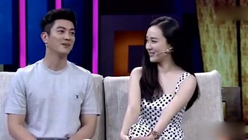 霍思燕不顾亲友反对爱上杜江,杜江的优异源于自信