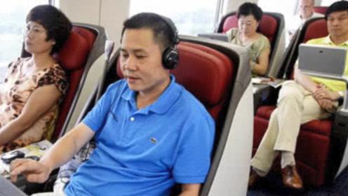 韩国人首次搭中国高铁,看见车上这一幕不解:为啥没有安全带?