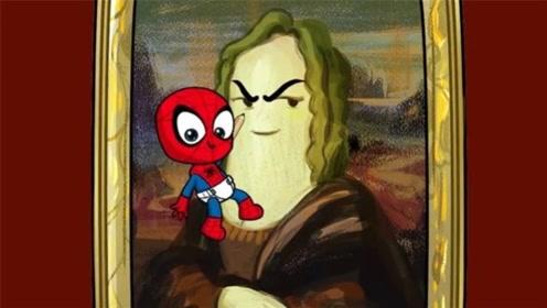 """牛油果去超人幼儿园上学,却遇到""""恶霸""""搞破坏,校长快崩溃了!"""