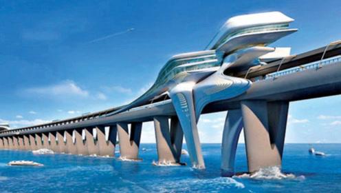 见识一下中国建造出的渡海火车,恕我直言,赶紧享受这一幕吧