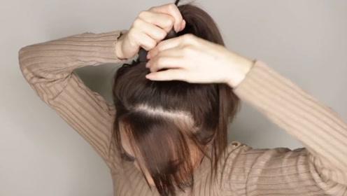 造型师透露:别留这2款发型,不然发际线易上移,第一种很常见!