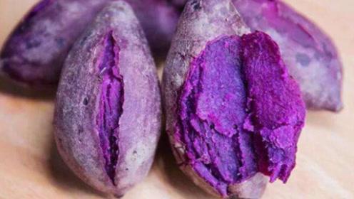 这样的紫薯不要买,家里有的抓紧扔掉!种植户自己从来不吃