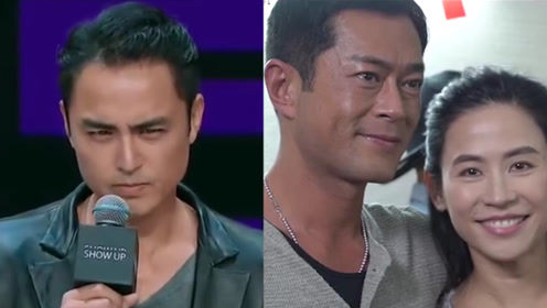 回忆杀!霸道总裁明道无戏可拍,古天乐宣萱时隔18年再合作