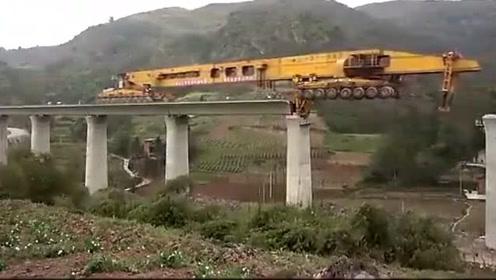 原来高铁是这样建造的,为祖国的科技点赞!