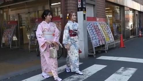 日本和服中隐藏的秘密,女人不好意思说,当地男性却很明白