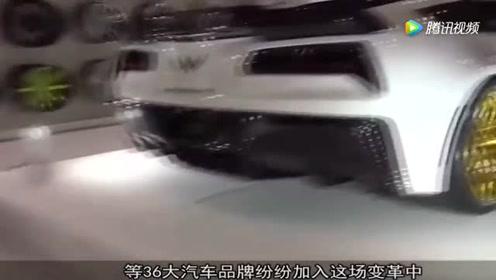 马云的汽车自动贩售店,将颠覆传统汽车销售,4S店傻眼了!神奇科技