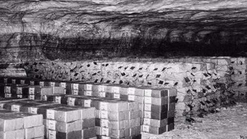 二战时,德国到底掠夺了多少财宝?最高司令亲自亲自勘察藏宝地