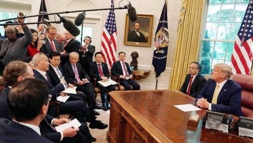 中美经贸磋商取得实质进展 为了中美和世界 一步步结束贸易战