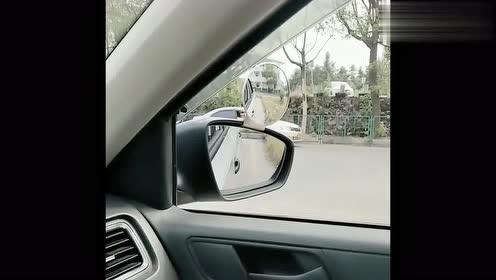 教练车内带你看倒车入库点位,只要你肯学,考试就能一把过