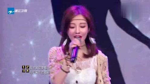张韶涵冯提莫共同献唱《寓言》嗓音动听,忍不住又听了一遍