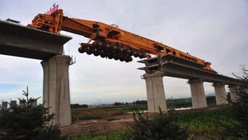 中国的造桥神车,世界桥梁看中国,没有最牛只有更牛!