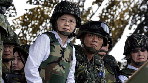 唐湘龙:如果蔡英文继续执政 2020年后两岸爆发军事冲突可能性很大