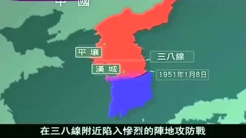 上甘岭战役惨况:落弹230枚,共三万人阵亡,场面太过惨烈!