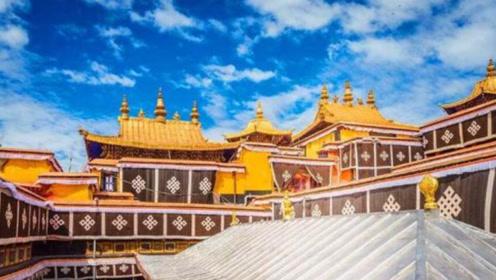中国布达拉宫的黄金,已占全球的一半,网友:太恐怖了