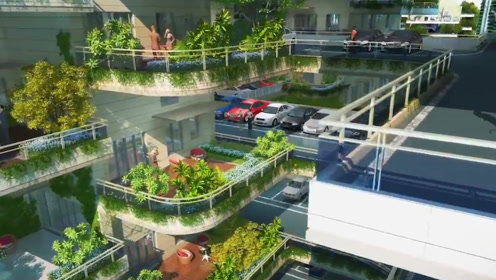 五年后的四代住房,将会改变中国城市的整体面貌,你期待吗?