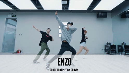 舞邦 Crown 课堂视频 Enzo