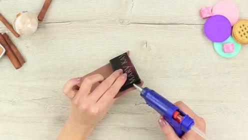 化妆品恶作剧,DIY饼干化妆品,这样的化妆品零食挑战你