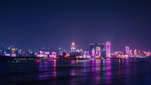 武汉市江岸区点亮夜经济,就在武汉市好玩又好看