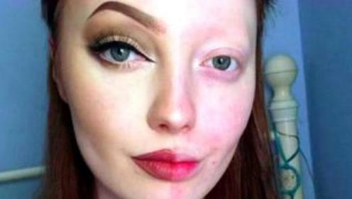 长期化彩妆和长期素颜的女生,20年后会有何不同?大多人都错了!