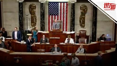 美众议院通过决议反对特朗普从叙撤军:美国不会匆忙逃走