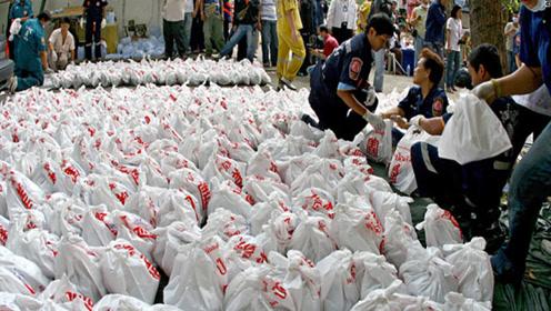 泰国寺庙发出恶臭,发现2000多个白袋子,打开全是婴儿尸体!