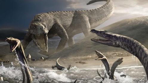 如果地球上突然出现了5000万只霸王龙,人类将遭遇什么灾难?