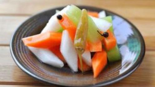 同样是萝卜,胡萝卜和白萝卜却相克,看完再也不要一起吃了!
