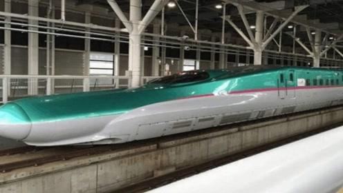 看了日本的高铁,再看看我国的,差距不是一般的大!