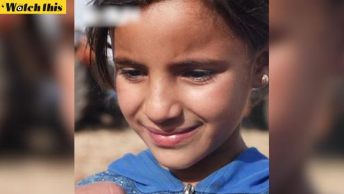 泪目:在战乱中长大的叙利亚孩子们 你们有什么愿望?
