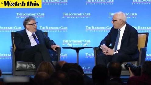 比尔盖茨专访:我最后悔的就是安卓系统不是微软发明的