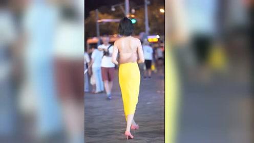 这什么神仙裙子,也太好看了吧?