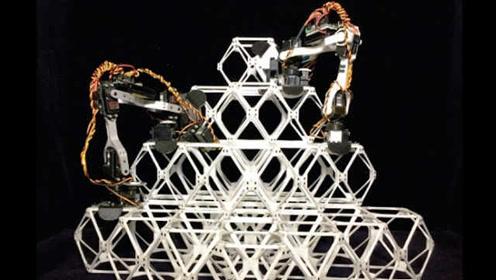 MIT研发可协作组装机器人:可快抓物体并分类,或用于太空