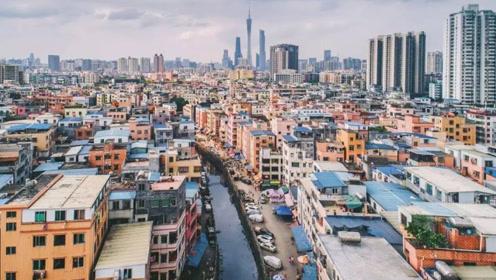 """广州有个""""土豪村"""",有11套房在村里只算中等水平,怎么致富的?"""