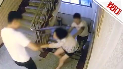 20岁女孩从云南一宾馆4楼跳下:事前曾遭拖拉 对方否认限制自由