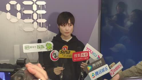 哇LIVE超级现场后台采访李宇春