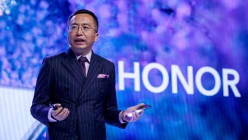 荣耀总裁赵明:目前5G手机都没有爆款潜质