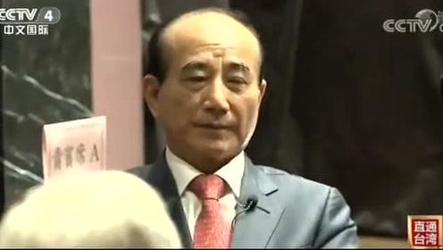 吴敦义王金平镜头前拥抱两次 强调彼此没有心结