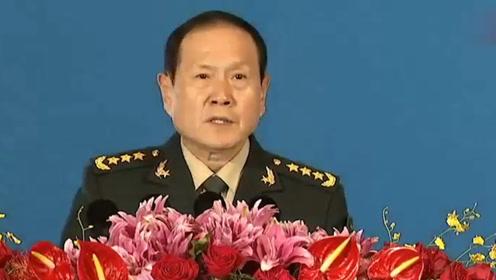 国防部长魏凤和:老祖宗留下的土地一寸也不能丢,搞分裂死路一条